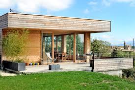 extension maison contemporaine extension maison bois haute normandie maison en bois pas cher