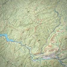 Oregon Maps Central Oregon Adventure Maps Bundle Bend Trails Gear