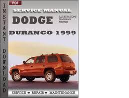 dodge durango 1999 service repair manual download download manual