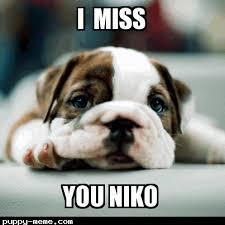 Miss U Meme - you