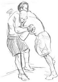 caricatures drawings and doodles big ufc post
