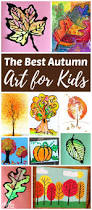 the best fall art projects for kids fall art projects autumn