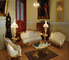 Victorian Living Room by Victorian Living Room Idea With White Sofa For Elegant And Luxury