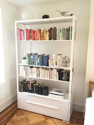 Ikea Usa Bookshelves by Best 20 Bookcase With Drawers Ideas On Pinterest Ikea Closet