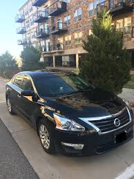 black nissan 2013 black nissan altima 2 5 s for 13000 single owner clean