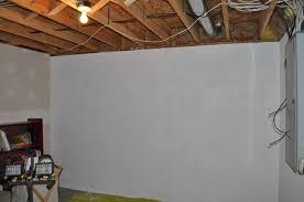 Finishing Basement Walls Ideas Best Finishing Basement Wall