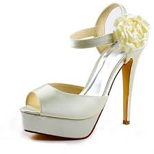 Wedding Shoes Peep Toe Women U0027s Wedding Shoes Peep Toe Heels Platform Sandals Wedding