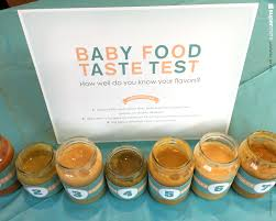 popular baby shower baby shower baby food girth and signs with