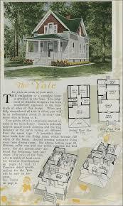 1920 house plans aladdin kit houses yale american vernacular