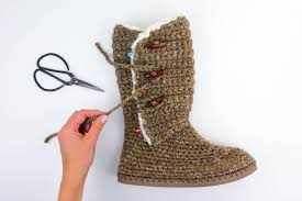 ugg crochet slippers sale ugg crochet sweater boots with flip flop soles free pattern