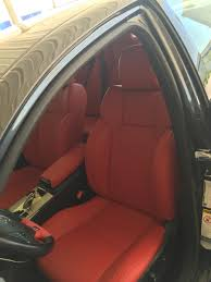 2001 lexus es300 interior my red custom made interior clublexus lexus forum discussion