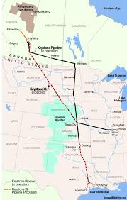 Keystone Colorado Map by Obama Kills The Keystone Pipeline