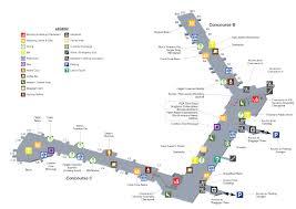 Hartsfield Jackson Airport Map Atl Map Kelty Map 3500 N Carolina Map