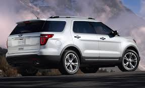 2012 Ford Exploer Ford Explorer 2 0 2012 Auto Images And Specification