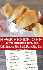 new year s fortune cookies fortune cookies free printable kleinworth co