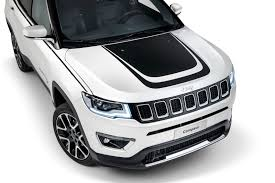 2017 white jeep black rims all new jeep compass gets a mopar touch with exclusive accessories