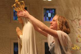 may crowning traditions continue at catholic schools catholic