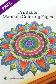 best 25 mandala coloring pages ideas on pinterest mandala