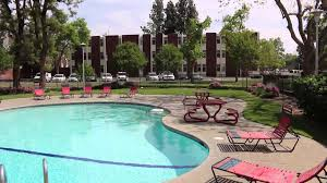 Fresno State Parking Map by University Courtyard On Campus Housing At Fresno State Youtube