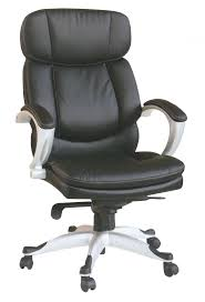 20 collection of black leather computer chair