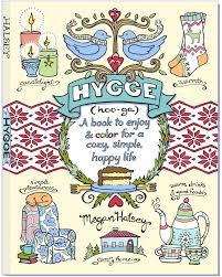 Color For Happy Megan Halsey U2014 New Hygge A Book To Enjoy U0026 Color For A Cozy