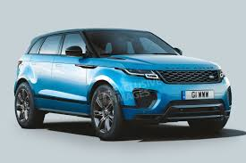 land rover evoque blue new 2019 range rover evoque exclusive images range rover