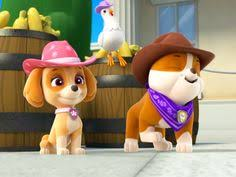 paw patrol pups save hoedown pups save alex nick