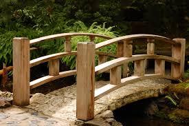 backyard bridges 49 backyard garden bridge ideas and designs photos