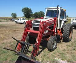 case 2090 tractor item d2026 sold july 11 ag equipment