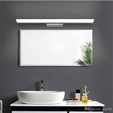 Led Bathroom Mirror Lighting - 2017 bathroom mirror light led wall light mirror front makeup led