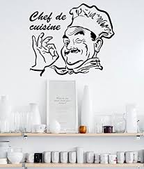 cuisine de a z chef decals design kitchen stylish chef de cuisine restaurant hotel