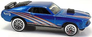 Blue And Black Mustang Mustang Mach 1 U2013 70mm U2013 1998 Wheels Newsletter