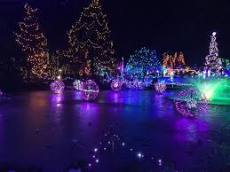 Vandusen Botanical Garden Lights Vandusen Garden Festival Of Lights 2016 Picture Of Vandusen