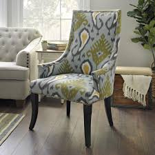 Accent Chairs For Dining Room This Beautiful Blue Ikat Chatham Accent Chair From Kirkland U0027s Is