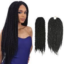 twisted hair for chrochet 14 mambo gehaakte wendingen haar extensions braid synthetische