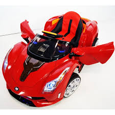 ferrari transformer sport edition laferrari f series style kids ride on car with remote