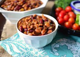 slow cooker baked beans simple sweet u0026 savory