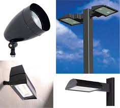 outdoor led light fixtures lighting 18 amazing led lighting