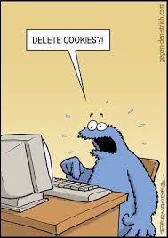 clear cookies cookie monster no want to delete cookies