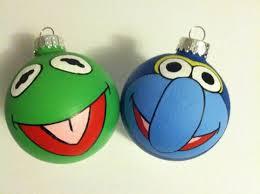 individual muppet ornaments the muppets painted ornament