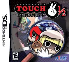 touch detective 2 1 2 box shot for ds gamefaqs