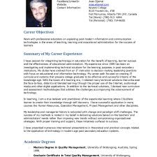 examples of resumes simple resume sample for fresh graduate