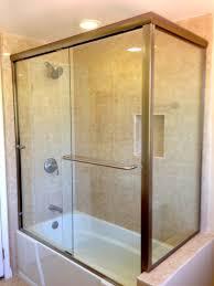 Sealing Shower Door Frame Shower Shower Doors Striking Photo Concept Bathroom Glass