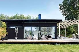 Compact Homes by Skräddarsytt Arkitektritat Hus Www Sommarnojen Se Architecture