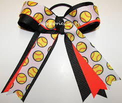 gift bows in bulk softball hair bow ties accessories wholesale for sale cheer
