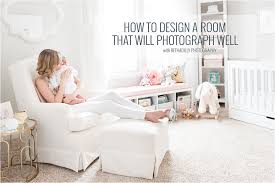 how to design a room that will photograph well bethadilly