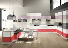 kitchen design kitchen cabinets with different colored doors
