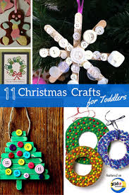 11 christmas crafts for toddlers kidz activities