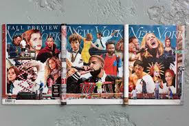 new york magazine fall preview cover colossal media new york magazine covers by colossal media