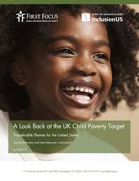 a look back at the uk child poverty target transferable themes